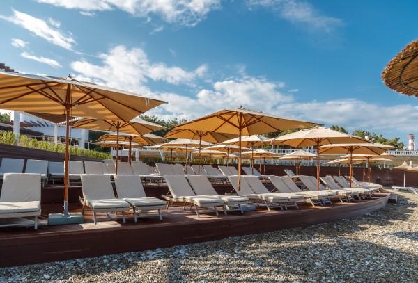 Photo of Открытие роскошного пляжного комплекса «Кемпински Гранд Отель Геленджик»