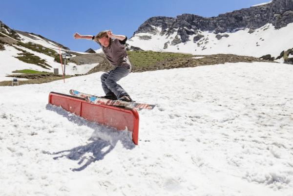 Photo of Курорт Красная Поляна продлил действие зимних сезонных ски-пассов на лето