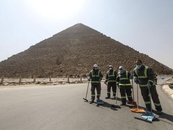 Photo of Египет с 1 сентября открывает ключевые исторические объекты