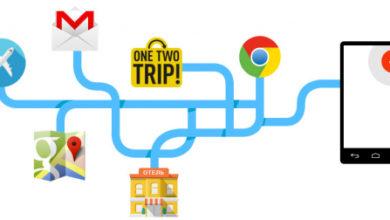 Photo of OneTwoTrip + Google Now = с вами от перелета до отеля и обратно