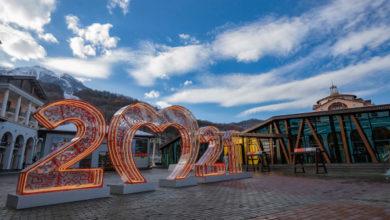 Photo of В новогодние каникулы Курорт Красная Поляна посетило более 73 000 гостей