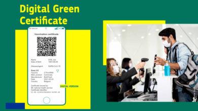 Photo of Digital green certificate станет обязательным на территории ЕС