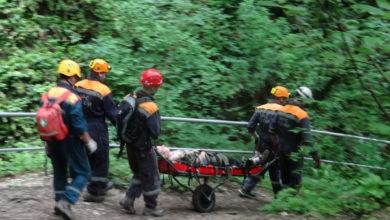 Photo of Скалолаз из Чебоксар сорвался с горы в районе Сочи