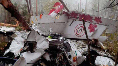 Photo of При крушении самолёта, летевшего из Иркутска, погибли люди